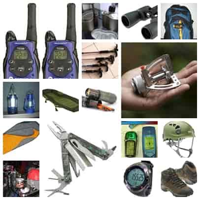 5 อุปกรณ์จำเป็นเมื่อต้องไปตั้งแคมป์ในป่า