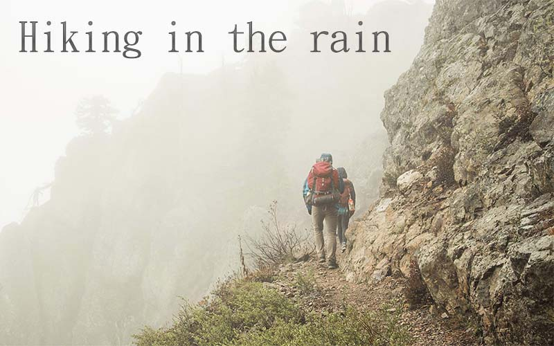 เดินป่าหน้าฝน
